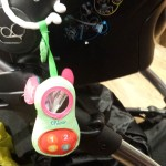 baby play cell phone