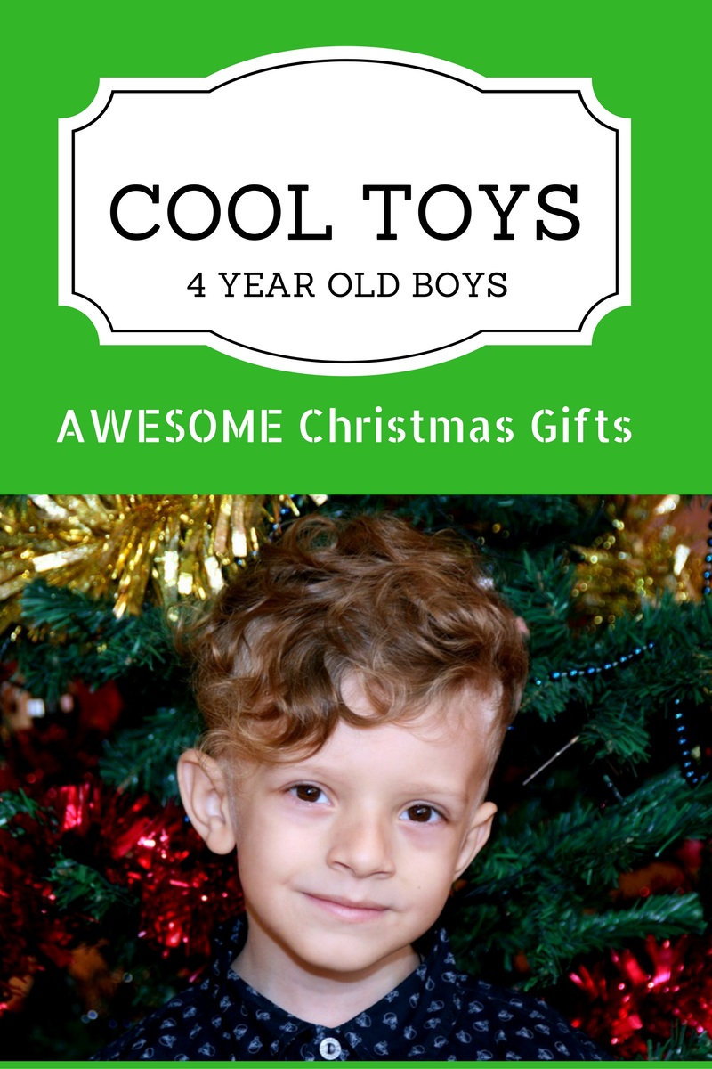 Best Toys For 4 Year Old Boy What To Buy Birthday And Christmas Gifts In 2019