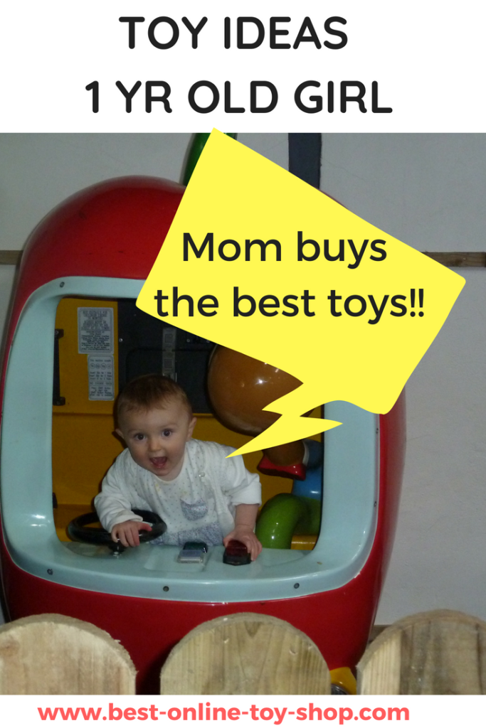 toy ideas 1 year old girl