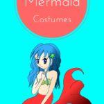 girls mermaid halloween costume