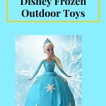 disney frozen outdoor toys