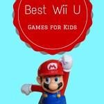 best wii u games for kids