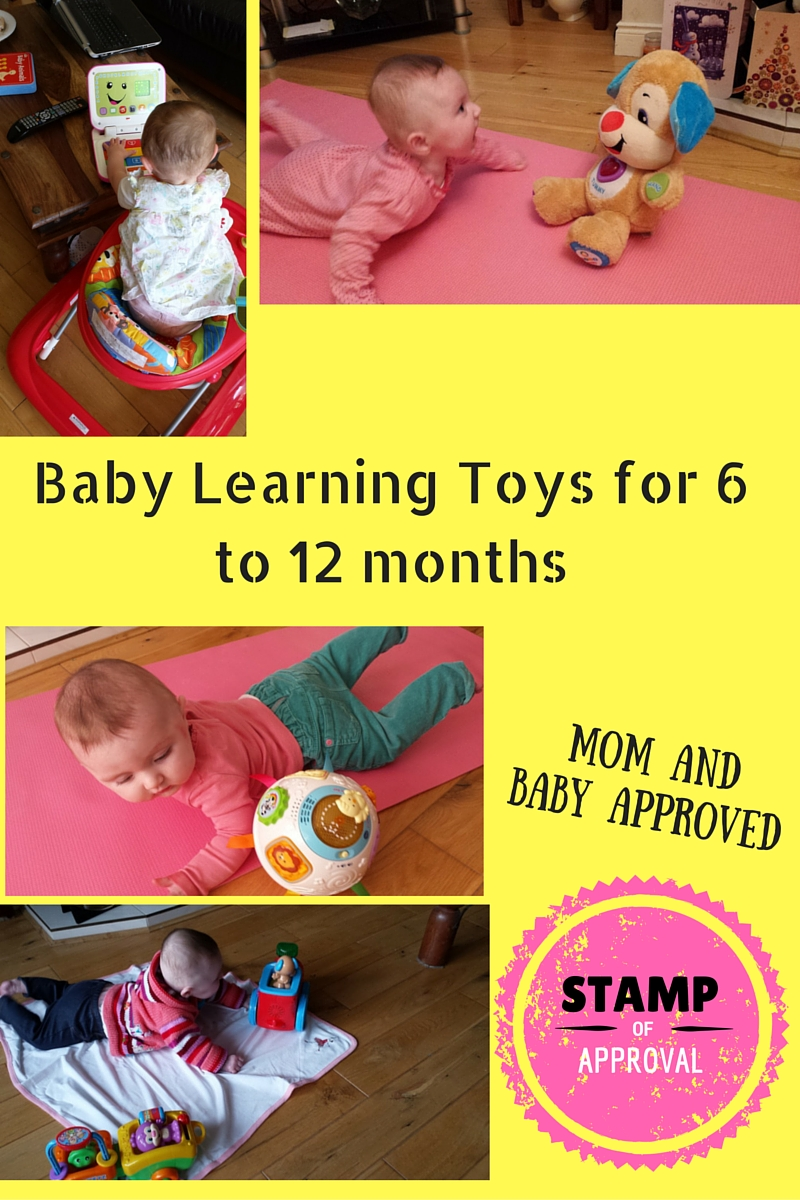 Best Toys For 12 Month Old : Baby learning toys months best development