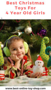 what to buy a 4 year old girl for Christmas