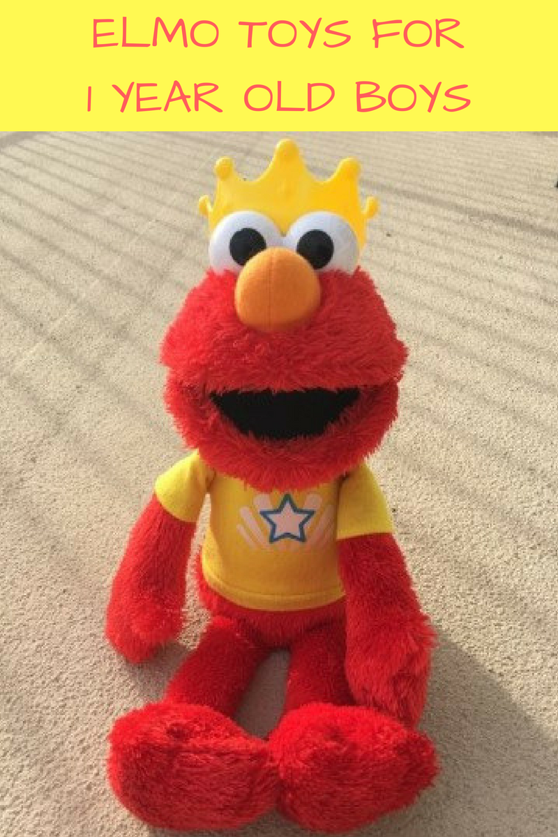 Toys For One Year : Elmo toys for year old boys and toddlers