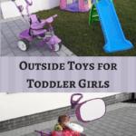outside toys for toddler girls