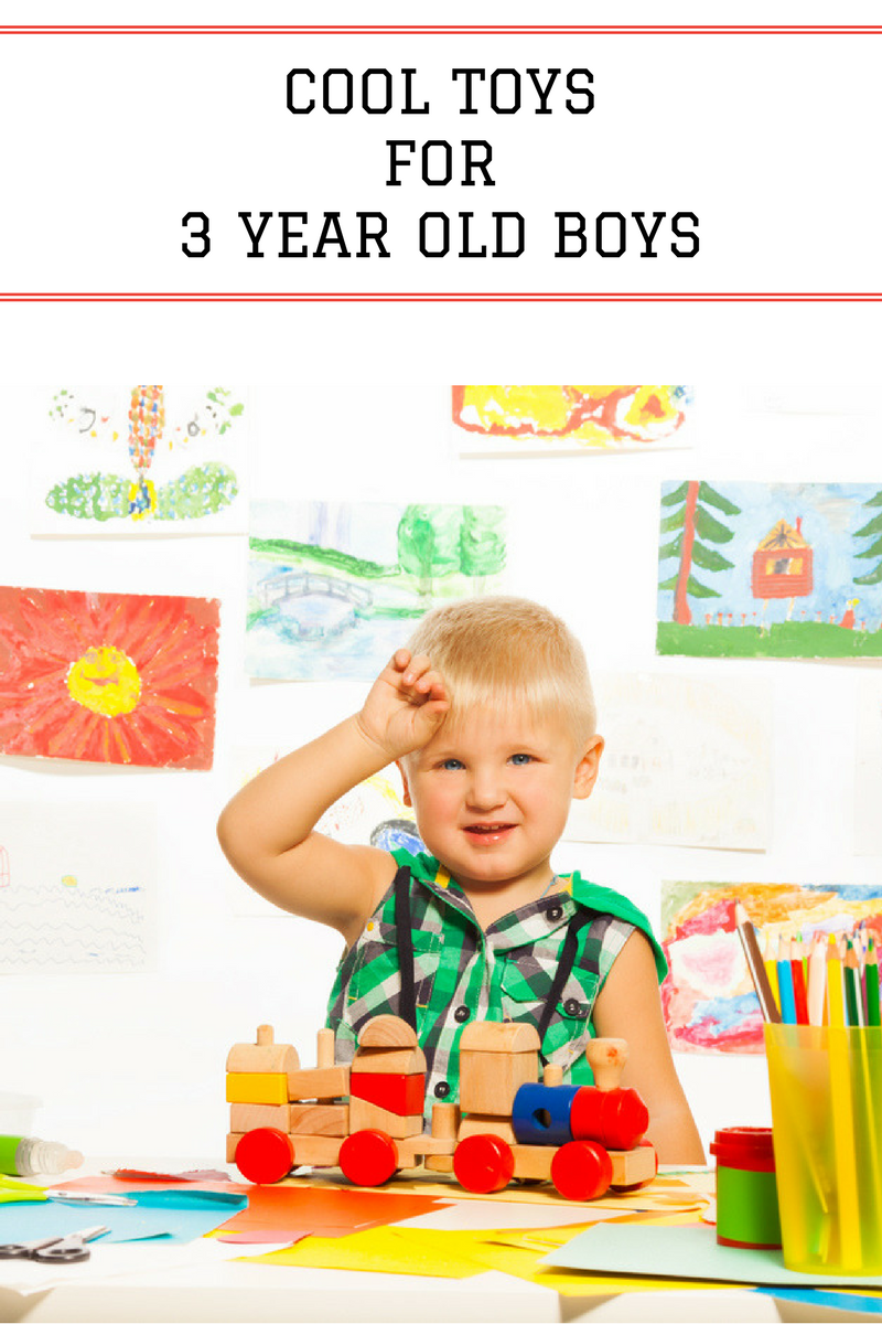 Toys For 3 Year Boys : Cool toys for year old boys in what to buy a