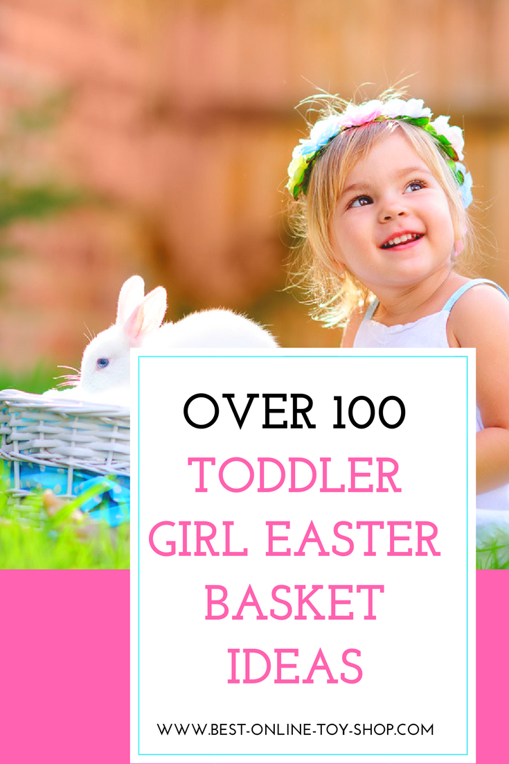 100 easter basket ideas for toddler girls in 2017 negle Image collections