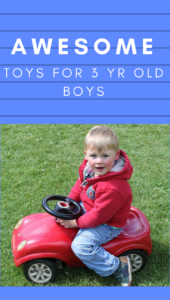 best toys for 3 year olds boys