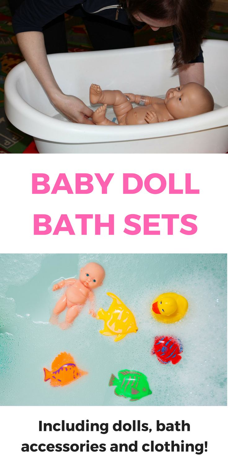Top List Of Dolls With Bathtub And Accessories 2019