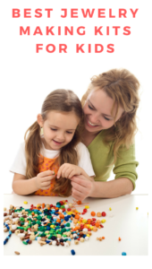easy jewelry making kits for kids