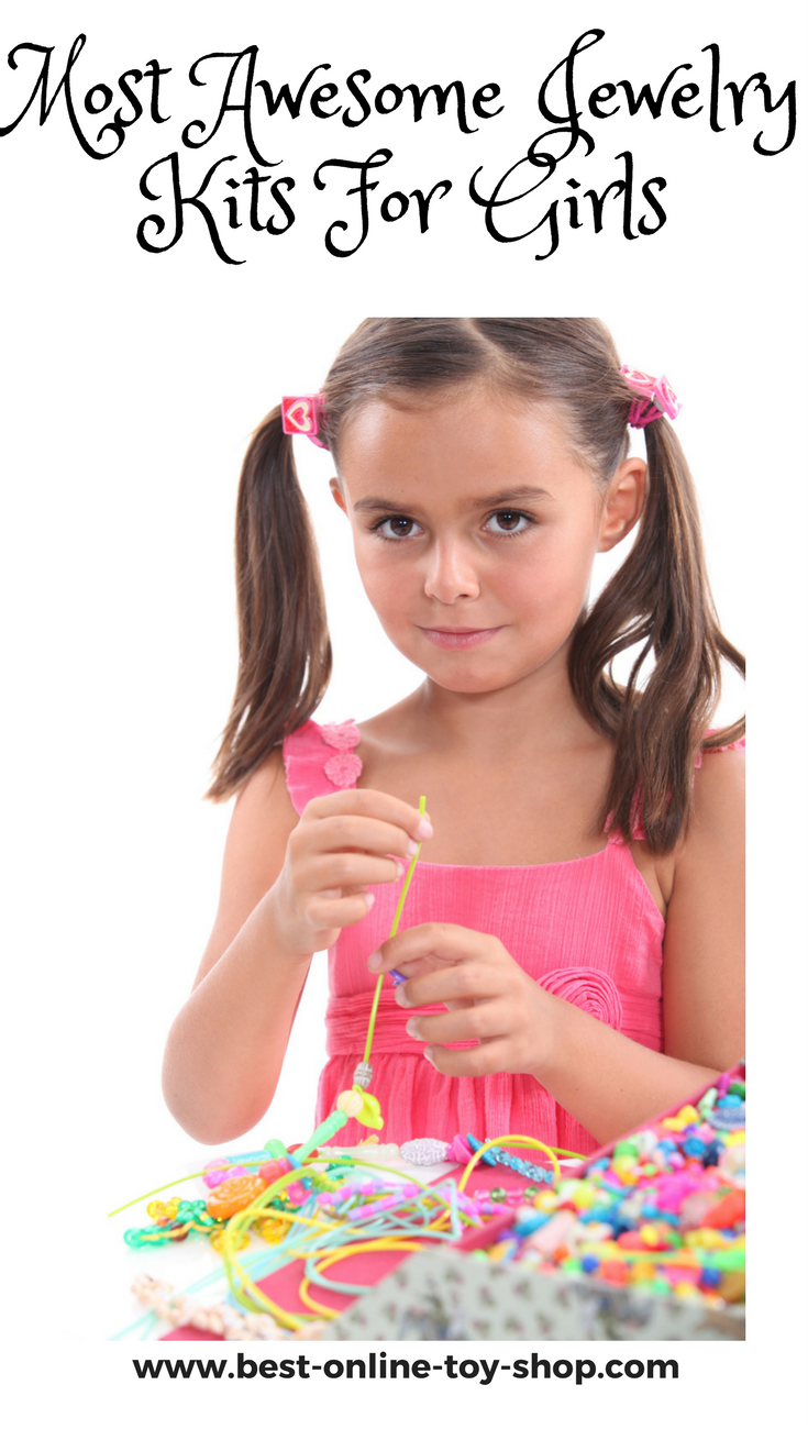 awesome jewelry making kits for girls 2018