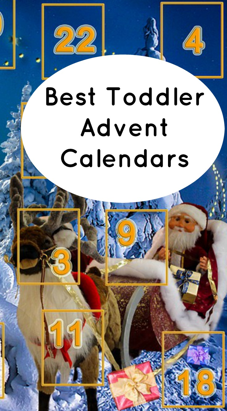 best advent calendars for toddlers and 1 year olds 2018. Black Bedroom Furniture Sets. Home Design Ideas