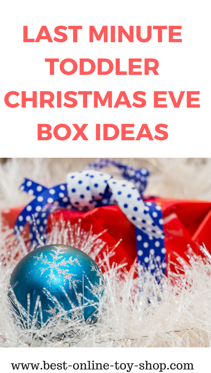1432339f69b7a Last Minute Christmas Eve Box For Toddlers in 2017