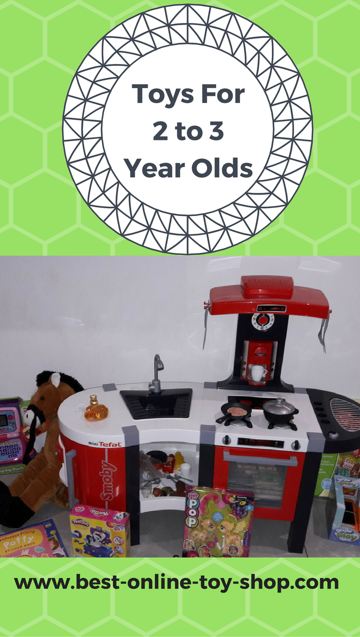 Best toys for 2 to 3 year olds in 2018 for Best kitchen set for 4 year old