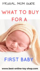 newborn baby item checklist